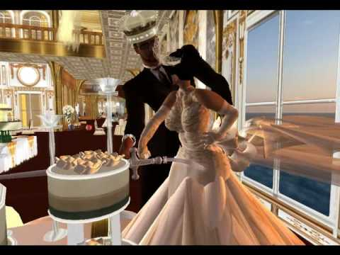 Second Life Darrius & Seasoned Wedding Video Scrapbook