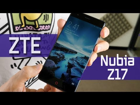 Nubia Z17 Review - Snapdragon 835 Processor Smartphone