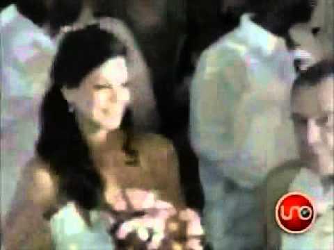 Matrimonio de Tomás Uribe con Isabel Sofía Cabrales