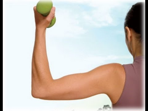 Arm Exercises for Women, Arm Workouts For Women - How to ...