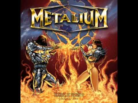 Metalium - Endless Believer