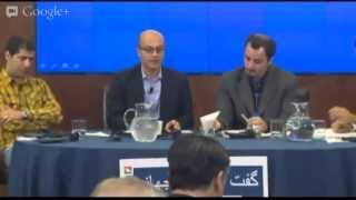 بحث بر سر آینده ایران با شرکت بالاترین قسمت ۴