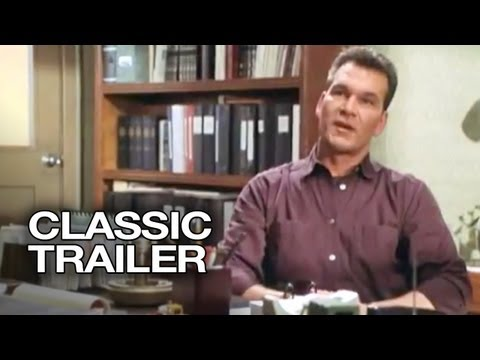 Black Dog Official Trailer #1 - Patrick Swayze Movie (1998) HD