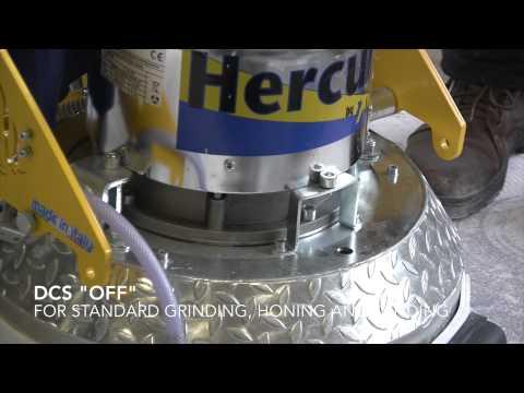 Professiona Floor grinding machine Klindex Hercules 451