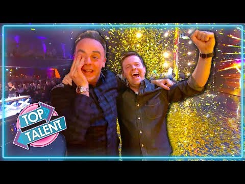 Download TOP 5 GOLDEN BUZZERS on Britain's Got Talent 2019 | Top Talent Mp4 baru