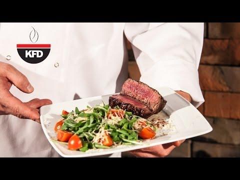 Smażony Stek Wołowy - Przepis - Kuchnia KFD