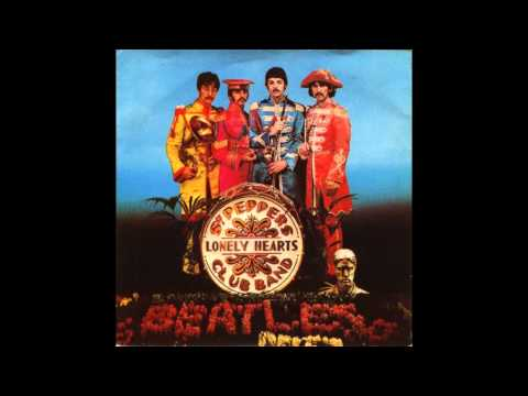 Beatles - Sgt Peppers Lonely Hearts Club Band Reprise