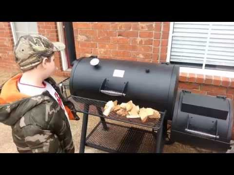 BBQ Meatballs Recipe Offset Smoker Cooking by 'Spank The Pig BBQ'