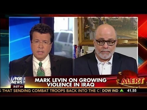 Mark Levin on Growing Violence in Iraq