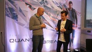 Quantum Break: game én tv-serie ineen (uit Bright TV)