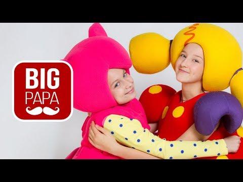 Тимоха, привет! Нестор в ударе - КУКУТИКИ - Смешное видео - видео для детей kids - Big Papa Studio