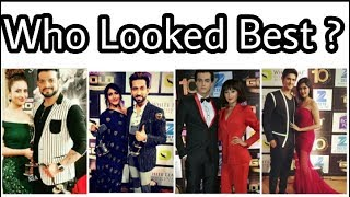 Face Off :Who looked best at Gold Awards 2017 |Shivika ,Kaira,Ishra, RoKa❤️