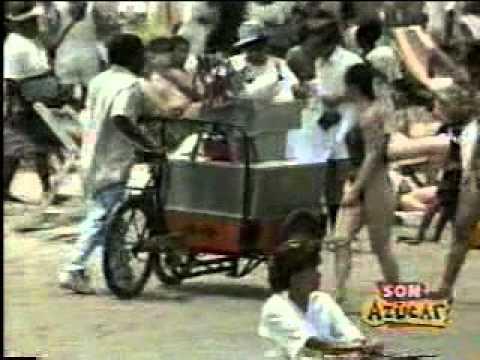 LA PUNTA COLORA - WILLY CALDERON  CON LA BANDA LA BOCANA  -1992.