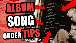 Album Song Order Tips (Get Your Best Song Order Today)