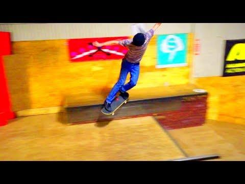 World Skate Team at The Edge Indoor Skatepark