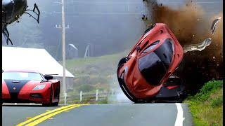 Supercars Crashes and Fails Compilation