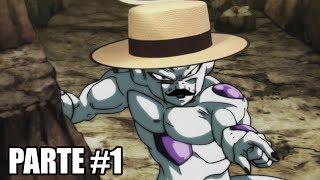 DRAGON BOL ZUPER #13 El Migate No Kukui - PARTE 1