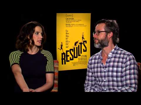 Results Interview: Cobie Smulders and Guy Pearce