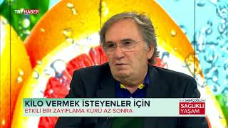 Prof. Saraçoğlu ile Sağlıklı Yaşam 26.08.2018
