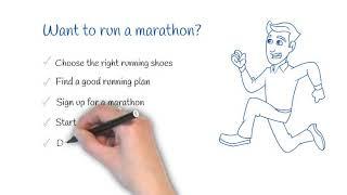 Want to run a marathon?