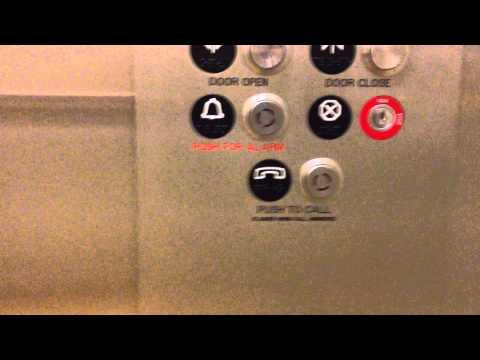 Republic Hydraulic Elevator at Cabrillo College Health & Wellness 2 in Aptos, CA