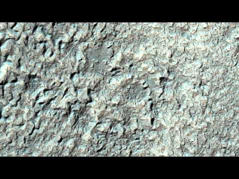 Mars: The Coming and Going of Ice