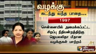 Details and background of Jayalalitha