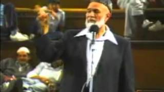 Ahmed Deedat Answer – Where did you get the word Cruci-fiction from
