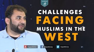 Challenges Facing the Muslims in the West – Adnan Rashid