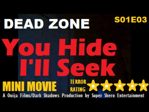 YOU HIDE I'LL SEEK OFFICIAL TRAILER - MINI MOVIE - HORROR SCARY GHOST ATTACK