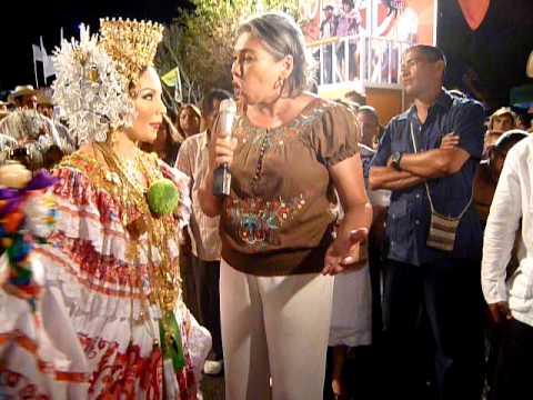 Mileydis Vargas Calle Arriba de Las Tablas 2010