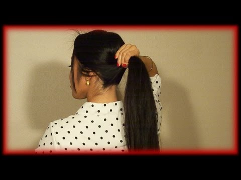 Healthy 40 Long Hair Story video