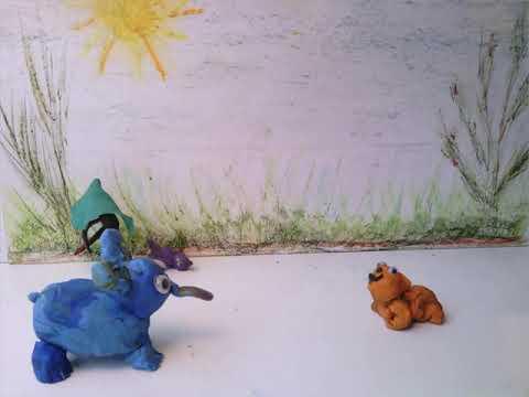 200214 Als sich der Elefant und der Tiger trafen Lou