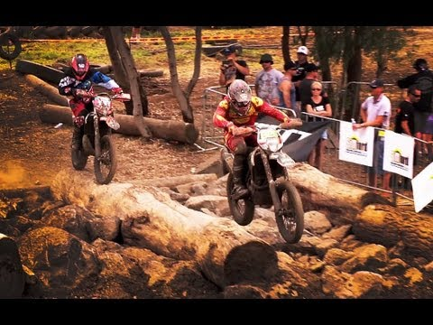 KTM 350EXC-F extreme test with Adam Riemann