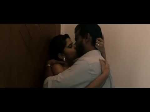 Marathi Actress In Kissing Scene .. Sai ..girish Kissed Sai.. Very Hot..sai Tamhankar video
