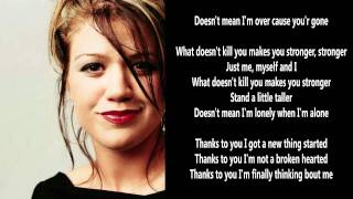 Kelly Carlson lyrics