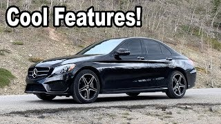 15 Cool Mercedes-Benz C300 Features!