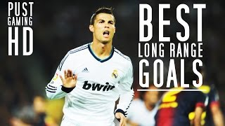 Cristiano Ronaldo •|HD|• Best Long Range Goals & Tricks • The Best Footballer •