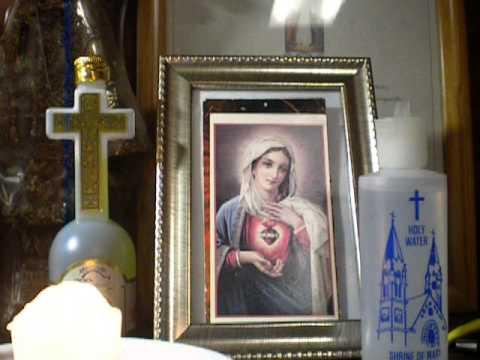 664/2000 AVE MARIA(in silence)/Spiritus Sancti/cover