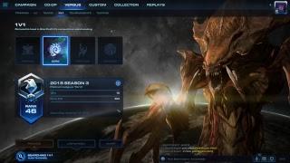 Starcraft 2 - Zerg badddie