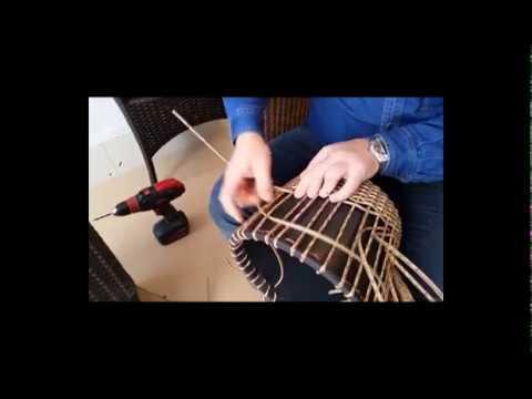 Плетеная из ротанга чашка своими руками – ФОТО и мастер класс