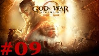 God of War Ascension - Bölüm 09 - Pollux ve Castor (Türkçe) (PS3) [HD]