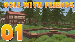 Golf With Friends - Part 01 (4-Player)