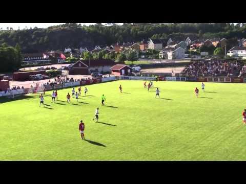 Høydepunkter: Fram Larvik - Arendal Fotball