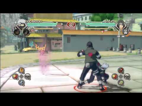 ] Naruto Shippuden Ultimate Ninja Storm Generations - Baixaki Jogos