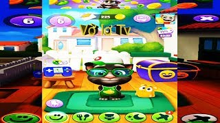 Android Gameplay trailer - My Talking Tom 2, Video game funny 2019 #3