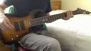 Deftones - Mein (guitar cover)