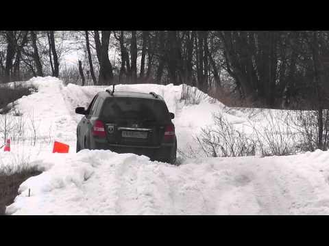 Первый Кантри Заезд, KIA Sorento Drive 2012 Moscow.