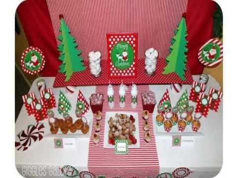 Dekor weihnachtsfeier