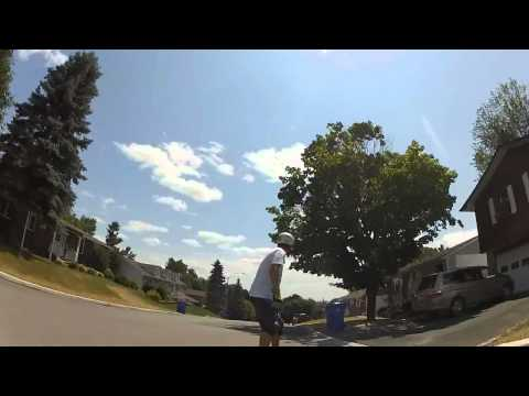 Jesus Team first Longboard edit